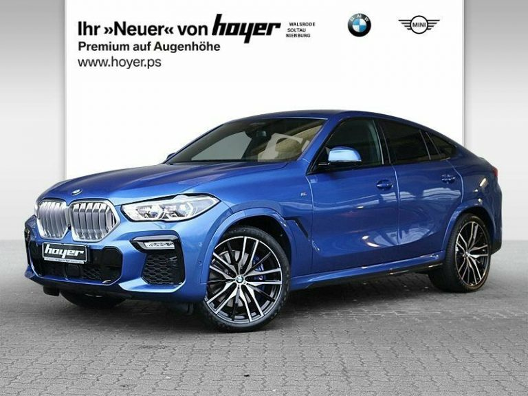 BMW X6 xDrive30d MSport