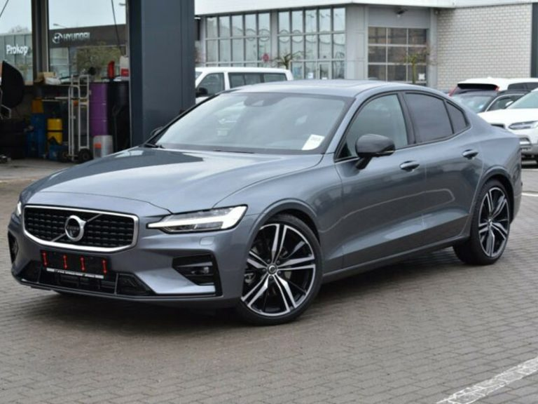 Volvo S60 T4 AT R-Design