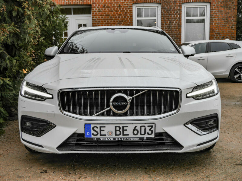 Volvo V60 T5 Geartronic