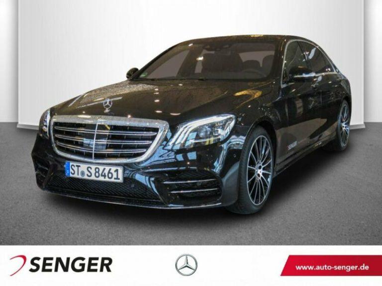 Mercedes-Benz S400d 4M Lang AMG Line