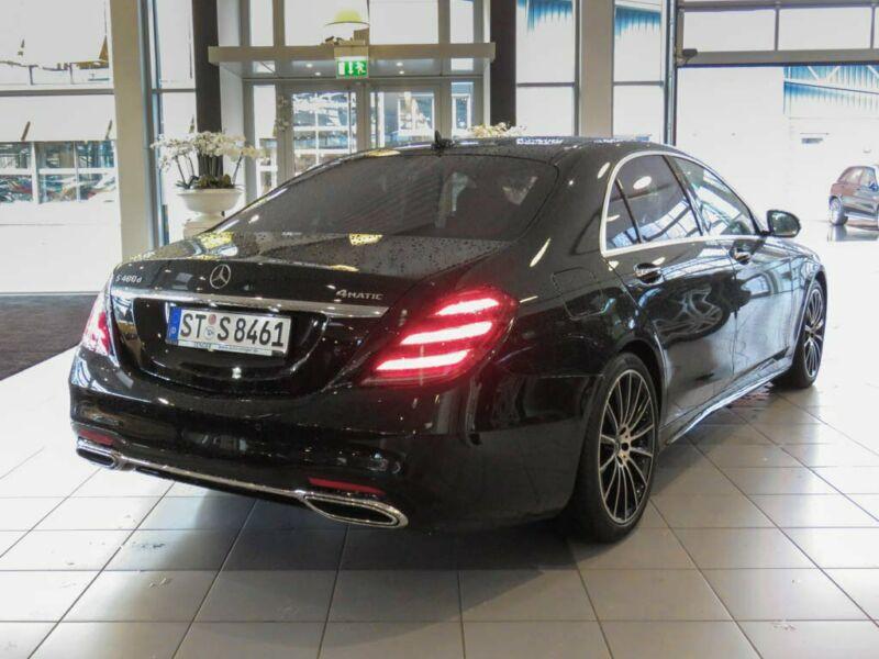 Mercedes-Benz S400d 4M Lang AMG Line 2