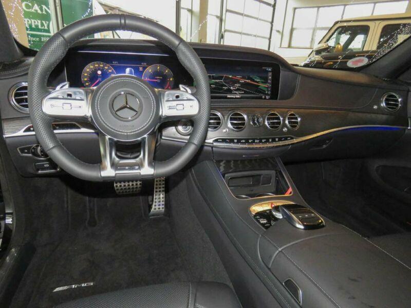 Mercedes-Benz S400d 4M Lang AMG Line 4