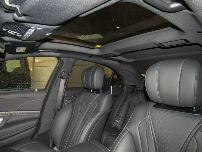 Mercedes-Benz S400d 4M Lang AMG Line 7