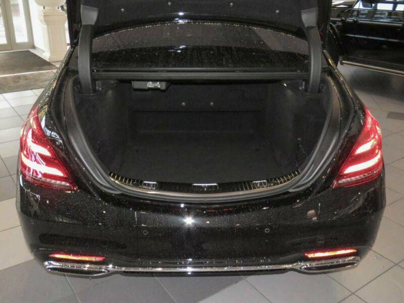 Mercedes-Benz S400d 4M Lang AMG Line 8
