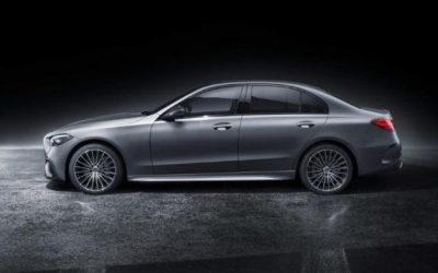 Új Mercedes-Benz C-osztály W 206 (2021)