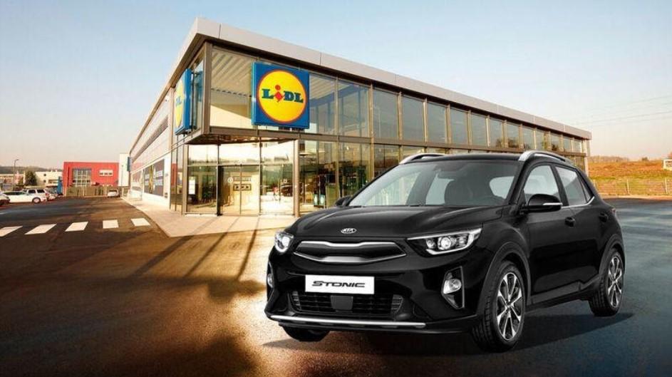 A Lidlnél Németországban már autót is vehetünk
