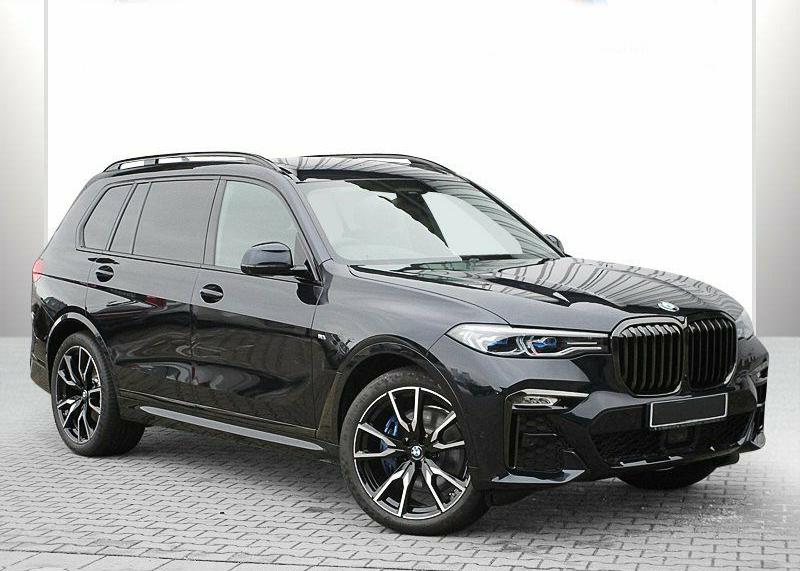 BMW X7 xDrive40d M
