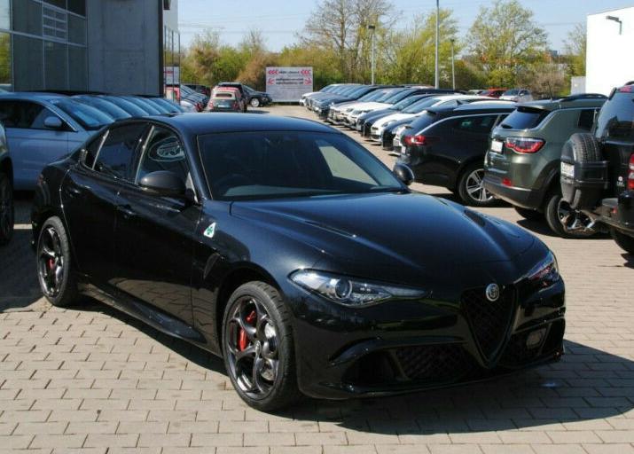 Alfa Romeo Giulia Q MY21
