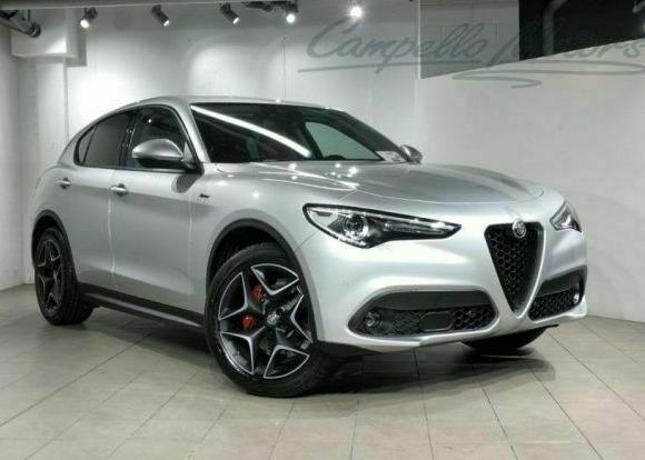 Alfa Romeo Stelvio 2.2 TDI