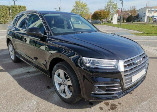 Audi Q5 sport 50TFSI