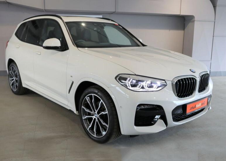 BMW X3 xD 20d M Sport