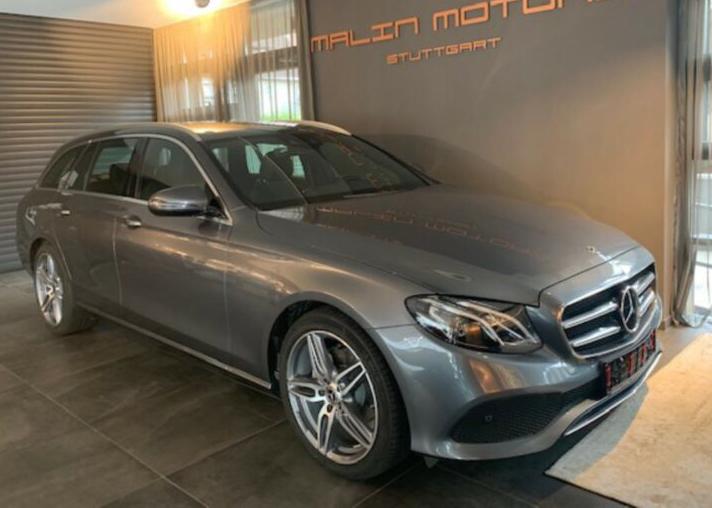 Mercedes-Benz E220 d